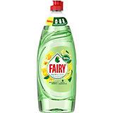 Средство для мытья посудыFairy Pure & Clean Бергамот и Имбирь 650 мл