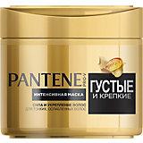 Интенсивная маска для волос Pantene Густые и крепкие 300 мл