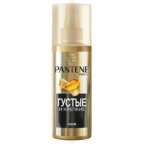 Спрей для волос Pantene  Густые и крепкие 150 мл