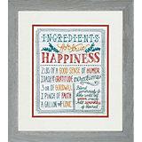 """Набор для вышивания Dimensions """"Ингредиенты для счастья"""""""