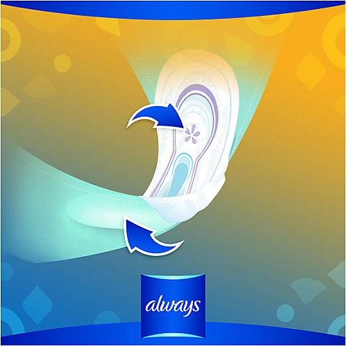 Гигиенические прокладки с крылышками Always Ultra Лайт, размер1, 20штук - weiß/beige