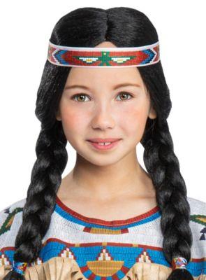 Stirnband Nscho-tschi Mädchen Kinder