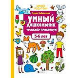 """Тренажер-практикум """"Умный дошкольник. 5-6 лет"""""""