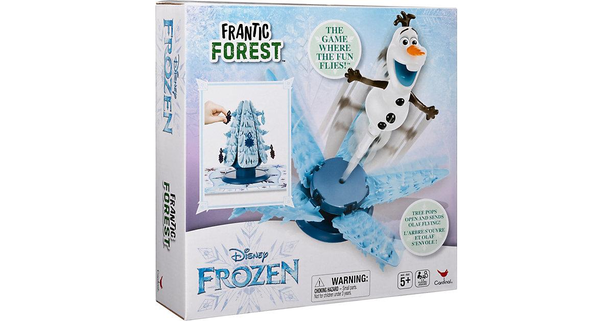 Frozen Die Eiskönigin Frantic Forest - Kinderspiel mit fliegendem Olaf, ab 5 Jahren