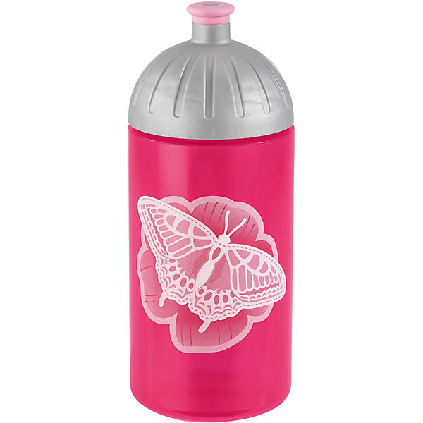 Trinkflasche Natural Butterfly, 500 ml