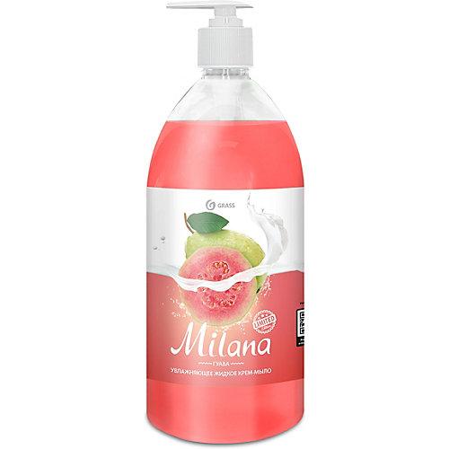 Жидкое крем-мыло Grass Milana Гуава, 1000 мл
