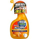 Очиститель для дома Funs orange boy сверхмощный с ароматом апельсина, 400 мл