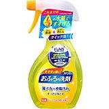 Чистящая спрей-пенка для ванной комнаты Funs с ароматом апельсина и мяты, 380 мл