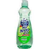 Жидкость Funs для мытья посуды, овощей и фруктов свежий лайм, 600 мл