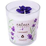 Свеча ароматическая Aroma Harmony Лаванда, 160 гр