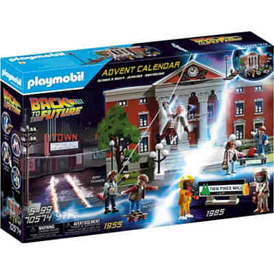 "PLAYMOBIL® 70574 Adventskalender ""Back to the Future"""