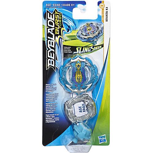 Волчок Beyblade SlingShock Кракен К4 от Hasbro