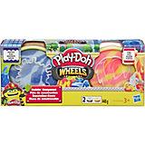 """Игровой набор Play-Doh """"Колёса"""", Огонь и вода"""