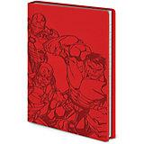 Записная книжка Pyramid Marvel Мстители, A6, SR72612