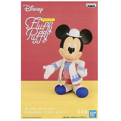 Фигурка Q posket Disney Character Fluffy Puffy: Mickey&Minnie: Микки Маус, BP19955P от BANDAI