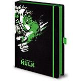 Записная книжка Pyramid Marvel Comics Халк, A5, SR72507