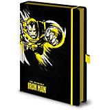 Записная книжка Pyramid Marvel Comics Железный человек, A5, SR72505