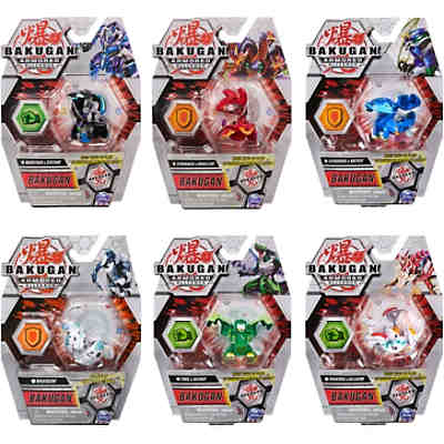 Bakugan Armored Alliance Basic Ball 1er Pack, unterschiedliche Varianten