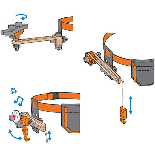 Игровой набор Hape Пояс с инструментами от Hape
