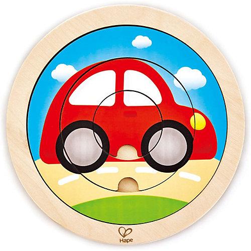 Рамка-вкладыш Hape Автомобиль от Hape