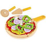 Игровой набор Hape Домашняя пицца