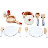 Набор посуды Hape, 13 предметов