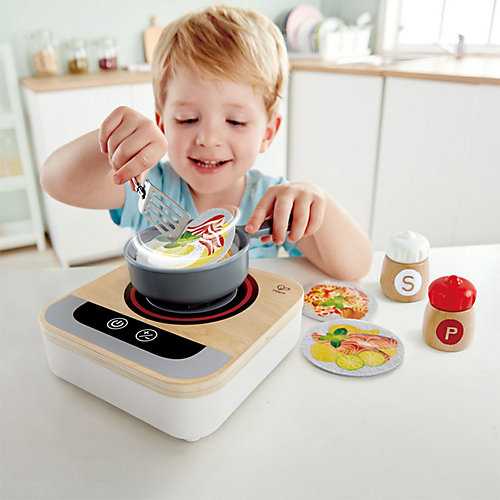 Игровой набор Hape Плита со сковородой от Hape