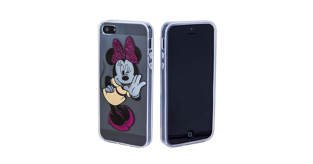 Disney Minnie Mouse Handyhülle Handyhüllen Mädchen mehrfarbig Gr. iPhone 6 / 6S  Kinder