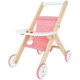 Прогулочная коляска для кукол Hape