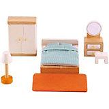 Мебель для домика Hape Спальня