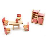 Мебель для домика Hape Столовая