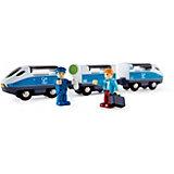 Междугородный поезд Hape