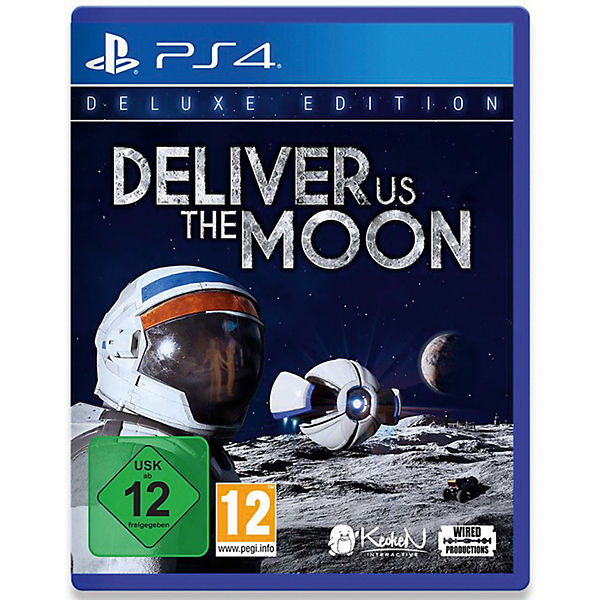 PS4 Deliver Us The Moon Deluxe