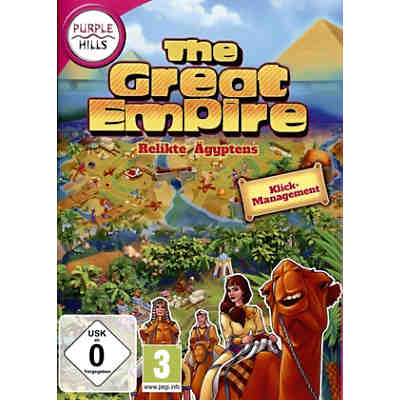 PC Great Empire, The - Relikte Ägyptens