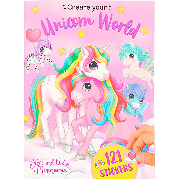 Ylvi & the Minimoomis Create your Unicorn World