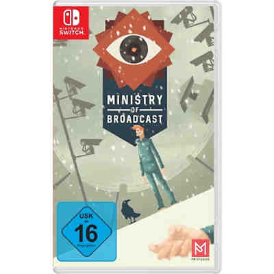 Nintendo Switch Ministry of Broadcast