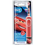 Электрическая зубная щетка Oral-B Kids Cars