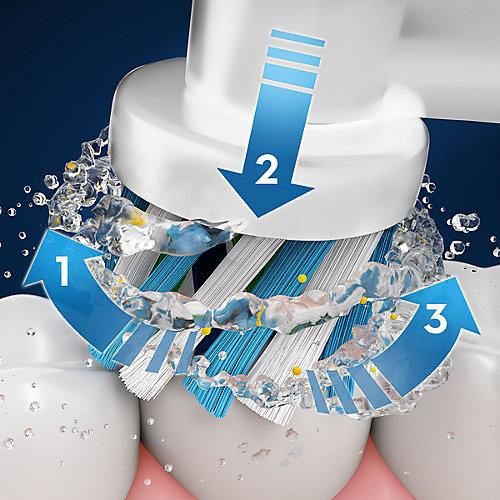 Электрическая зубная щетка Oral-B Junior Smart4