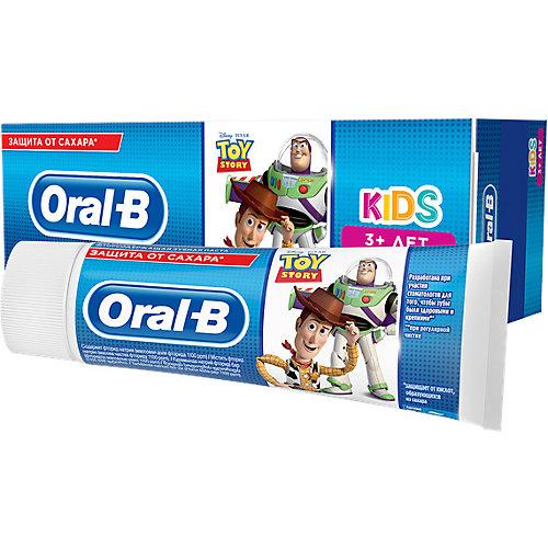 Зубная паста Oral-B Kids Toy Story с 3 лет, 75 мл