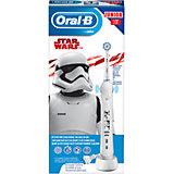 Электрическая зубная щетка Oral-B Junior Pro2 Star Wars