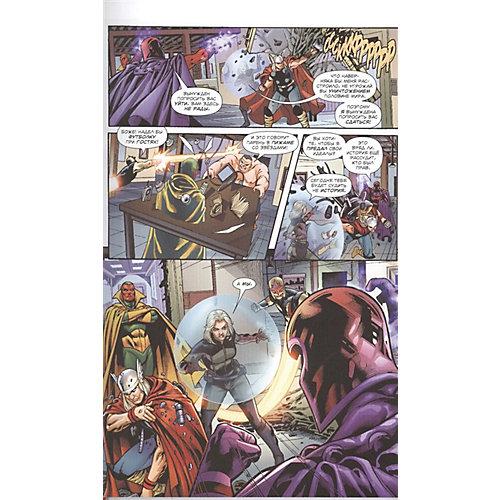 """Комикс """"Мстители. Железный человек"""", Тобин П. от Издательство АСТ"""