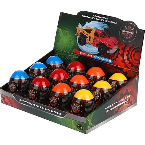 Машина яйцо-сюрприз Пламенный мотор от Пламенный мотор