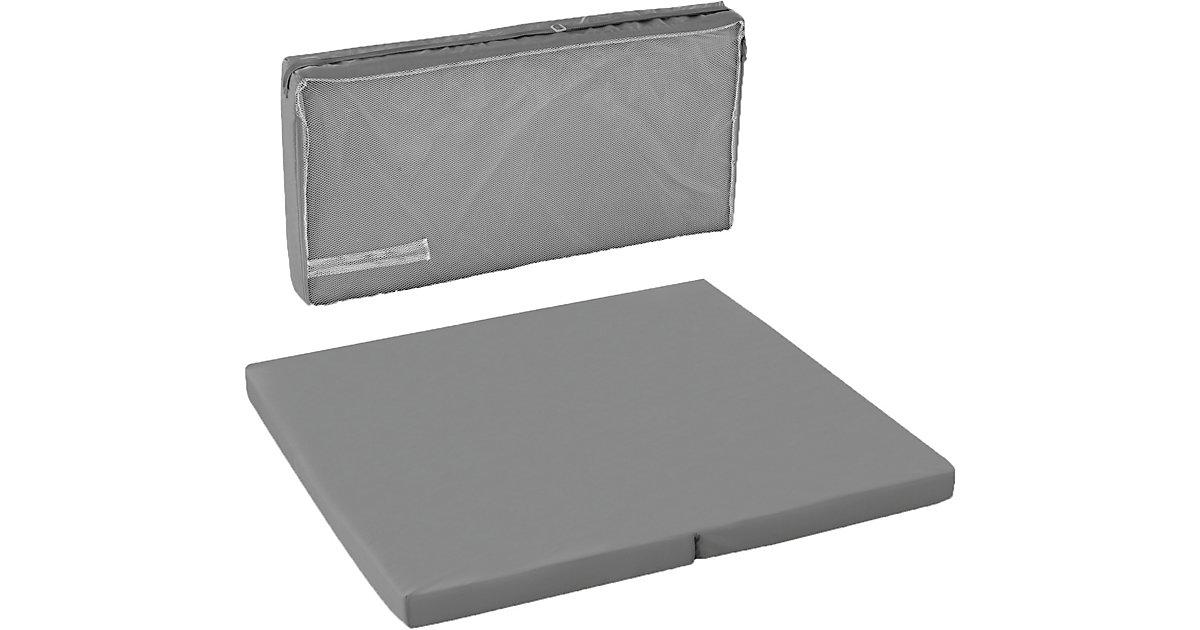 Reisebettmatratze Sleeper SQ, Grey grau