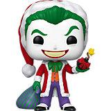 Фигурка Funko POP! Vinyl: DC: Holiday: Санта Джокер, 51071