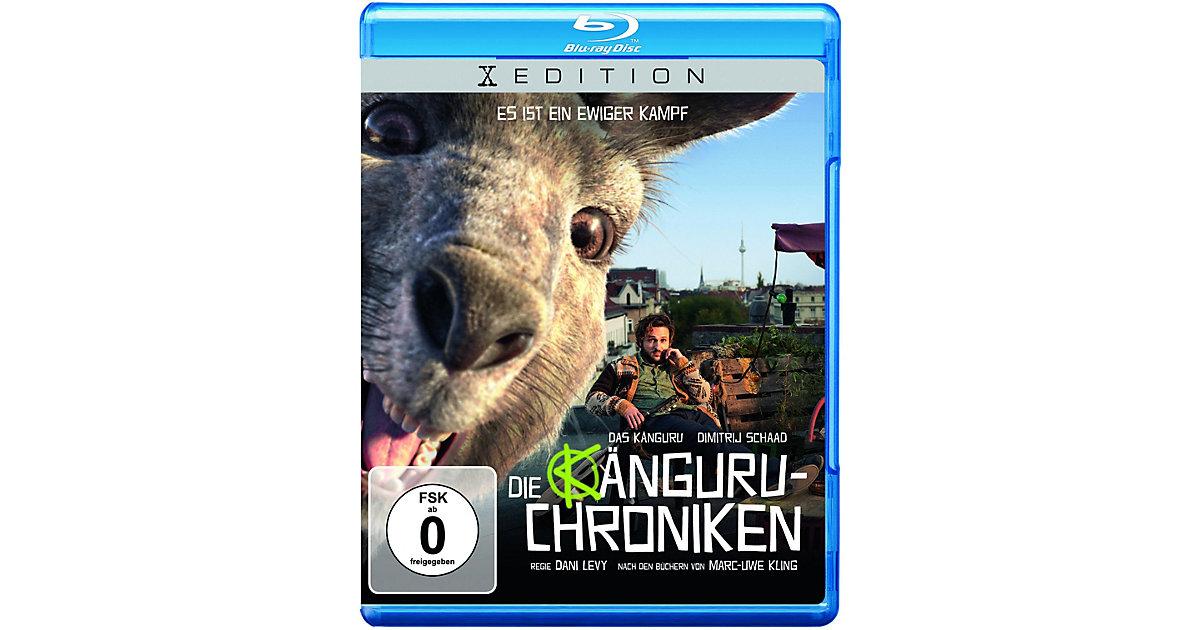 BLU-RAY Die Känguru Chroniken Hörbuch