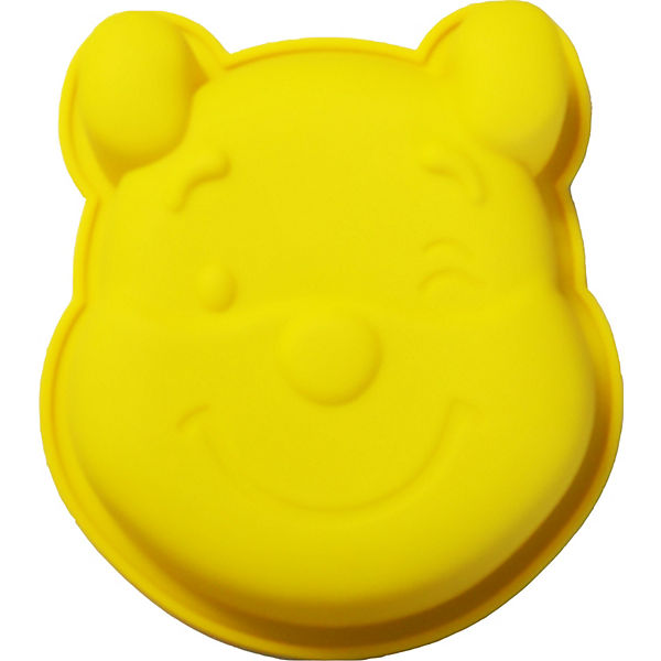 Backform Winnie Puuh FACE Silikon
