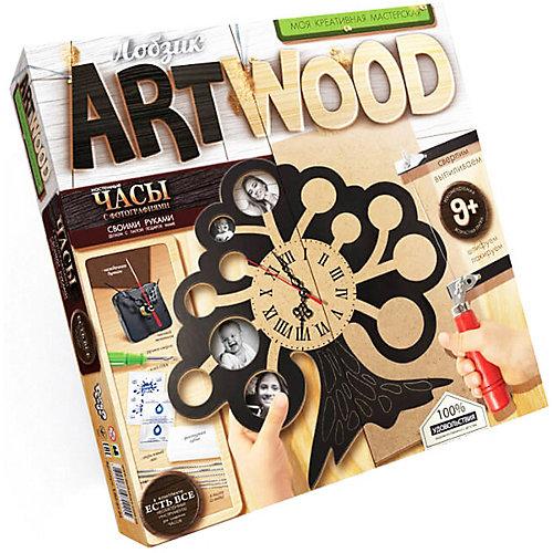 Набор для творчества Danko Toys Artwood «Настенные часы» от Danko Toys