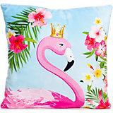 """Подушка Malvina """"Сплюшка фламинго"""""""