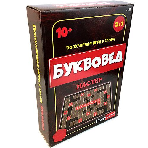 """Настольная игра Play Land """"Буквовед: Мастер"""" от Play Land"""