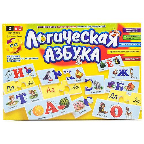Настольная игра Danko Toys «Логическая Азбука» от Danko Toys